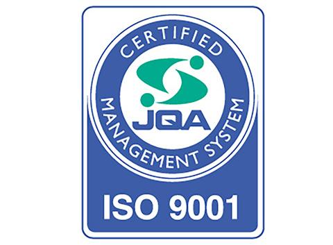 ISO9001、Gマーク、グリーン経営、を取得して、安全品質を向上させています。